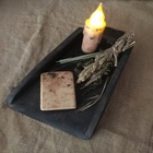 #207 Soap Board with Light and Drieds