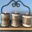 Americana Flicker Candles